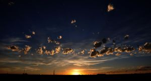 glowing clouds by Jamest4all