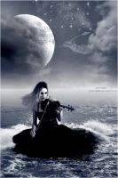 Ode for the Moon by LemuriaFalls