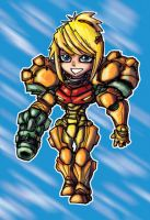 Chibi Samus Varia Suit 2 by Warhound-CMP