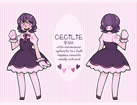Cecilie Ref by Kiwifie