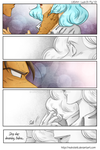 DBZ - Luck is in Soul at Home - Luck 9 Page 19 by RedViolett