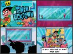 Teen Titans Go! Tower Lock Down by XxScarletxRosexX