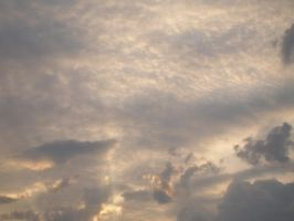 Clouds - Predawn 10 by AmbiePetals-Stock