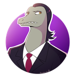 [SvtFoE] The Lawyer Lizard by Amadere