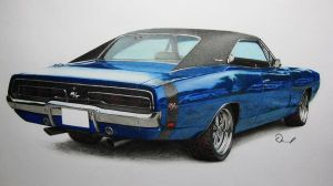Dodge Charger by LOLLIPOP007