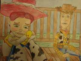 Woody and Jessie's Miscarriage Part 1 by spidyphan2