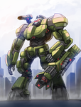 EDF Battlejack by Warriorking4ever