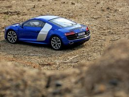 Audi R8 5.2 V10 No. 3 by FordGT