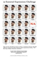 Jamie Hyneman 25 Expressions by Mauser712