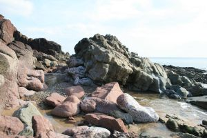 Rocks, rocks and oh yea rocks by Tilberger