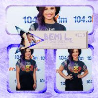 Photopack 2095: Demi Lovato by PerfectPhotopacksHQ