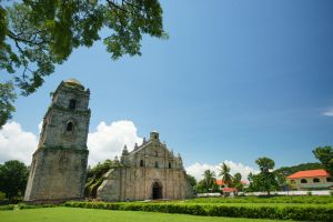 Paoay Church by josephacheng