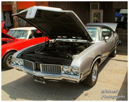 1970 Oldsmobile Cutlass by TheMan268