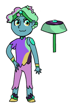 New Gemsona Redesign by kikabarea