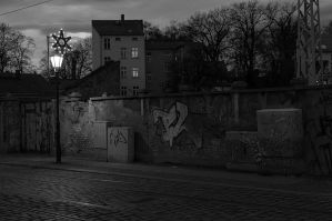 Light on the Wall by alban-expressed