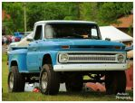 Chevy 4x4 Truck by TheMan268
