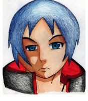 My Anime Character by ErikCreations