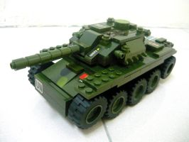 Russian WWII Light Tank 1 by SOS101