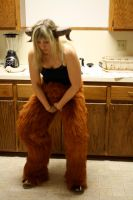 Almost Done Faun Legs by crummywater