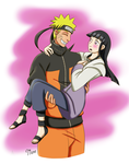 Naruhina (100 Watcher Giveaway) by museconfused
