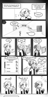 The Publisher OCT page 3;3 Audition by Syoshi