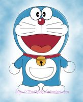 Doraemon by AmiYuki