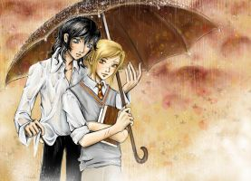 YouCan Stand Under My Umbrella by Sirilu