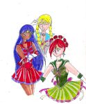 The Reloaded Trio by Evilness321