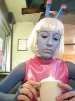 Andorian Cocoa by Arisashi