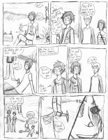 Thirty Fourth Page. by MuteBluie