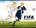 Hetalia - FIFA WORLD CUP by AngeliciousO3O