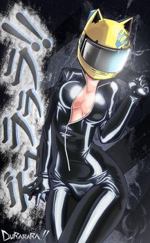 Durarara Celty Sturluson by Darkness1999th