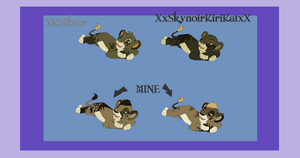 Couple_1 cub results by Sterling-Adopts