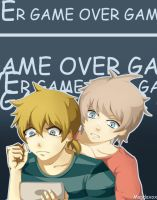 Game over by magdaxox