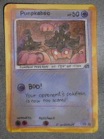 pumkpaboo pokemon card doodle by griffsnuff