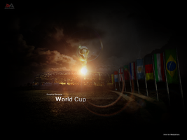 road to savana by REDFLOOD