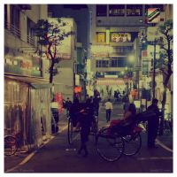Streets of Hakata by beck13