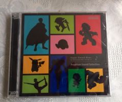 Super Smash Bros. Soundtrack by extraphotos