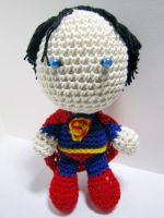 DC Comics - Superman by Nissie