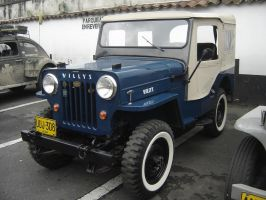 Willys Jeep (23-10-2011) by jccrfractals