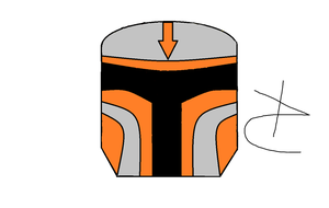 Mando Paint Scheme 4 by DarthDizzle