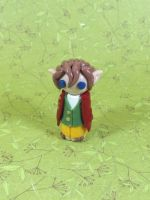 Wobbles: Bilbo Baggins (Adventure) by okapirose