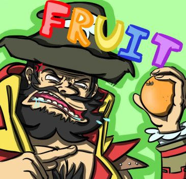 FRUIT IS GOOD FOR YOU by Gunpar