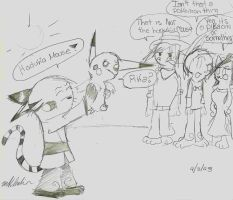 XS Fan Comic:The PokeCrossover by Sylladexter