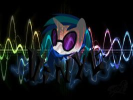 Vinyl Scratch Wallpaper by Stepzzi