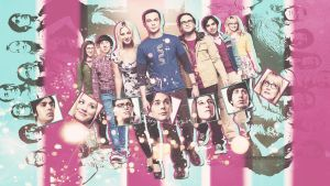 The big Bang theory wallpaper 8 by HappinessIsMusic