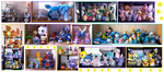 Pokemon Collection Update - 2014 by Neoncito