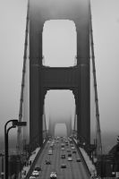 Golden Gate Bridge by Niv24