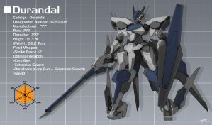 Durandal by Rekkou
