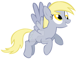 Derpy by criticalcreations